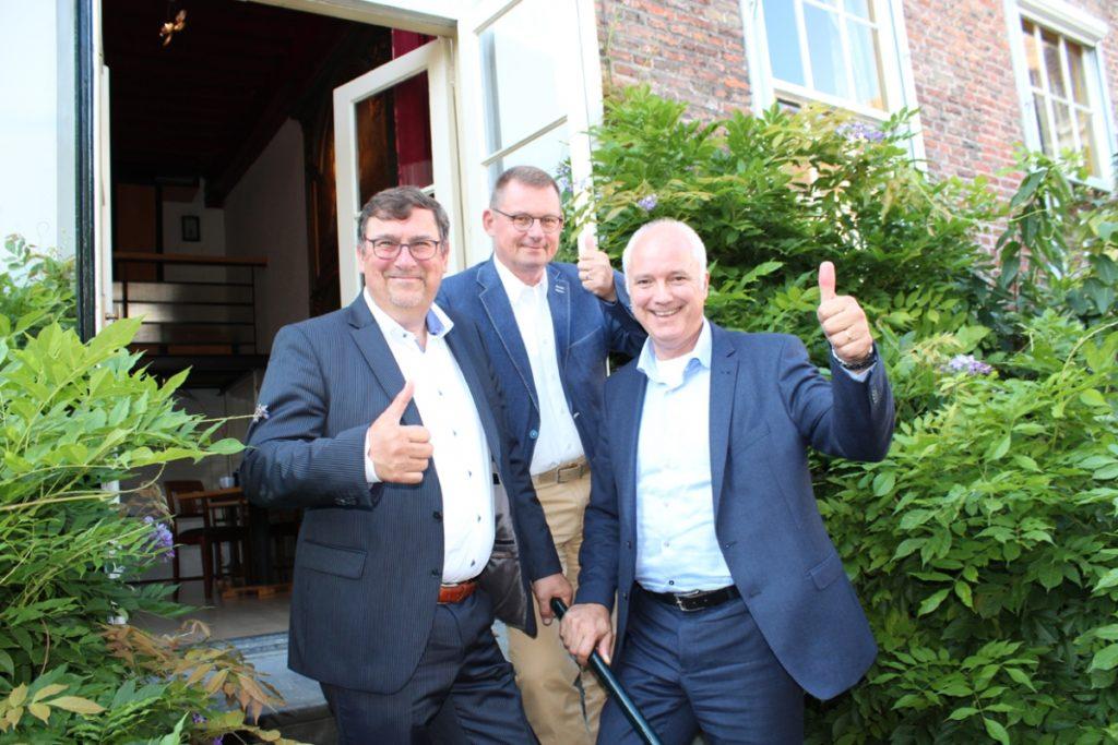 Jan van Beckum Scriptieprijs