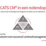 Factoren voor succesvol contractmanagement